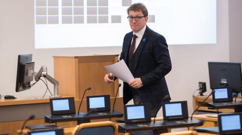 Jevgeni Ossinovski peab reformierakondlast A.Le Coqi käepikenduseks