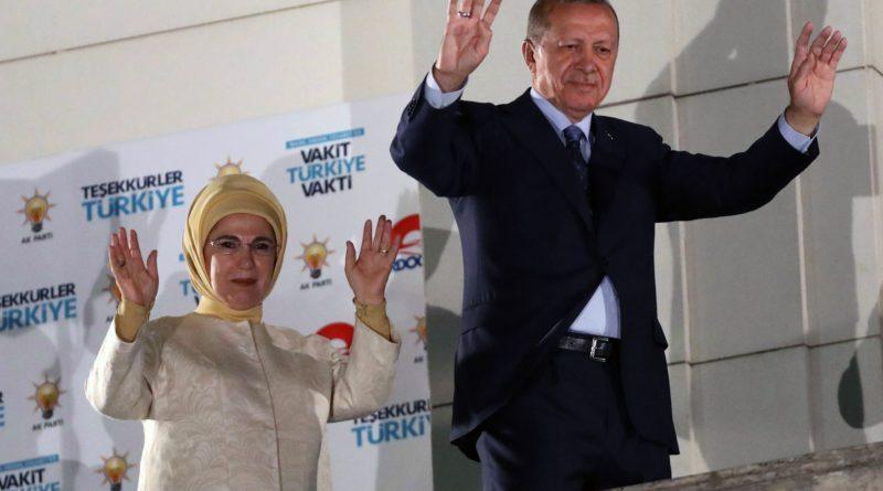 Erdoğan võitis ülekaalukalt Türgi valimised