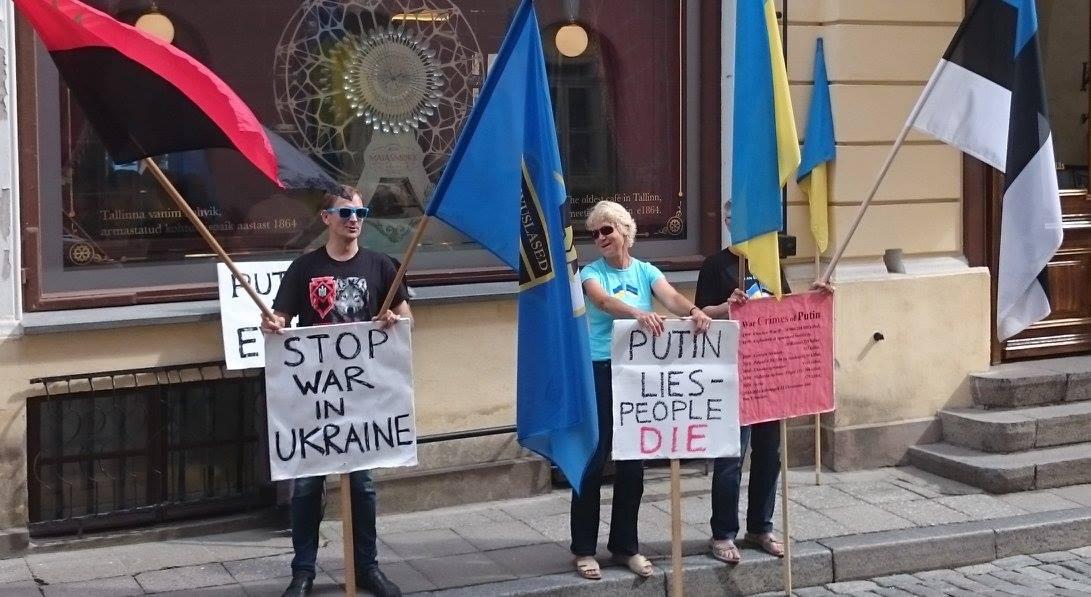 Tarmo Kruusimäe küsimus EKRE-le. Kellele kuulub Krimm?