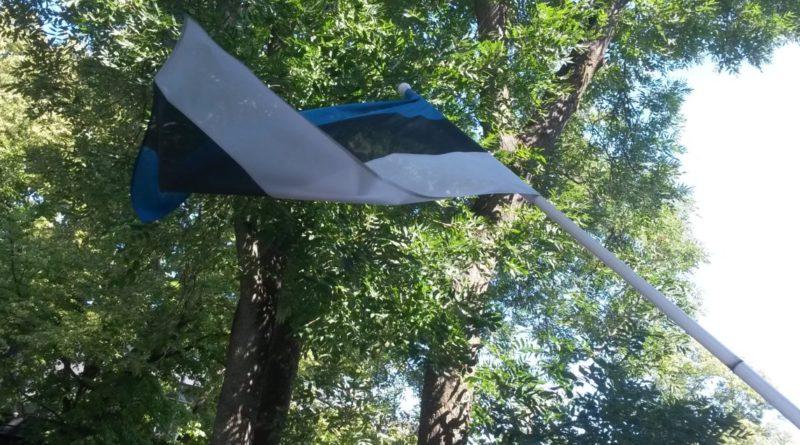 Laupäeval heisatakse laulupeo puhul Eesti lipud