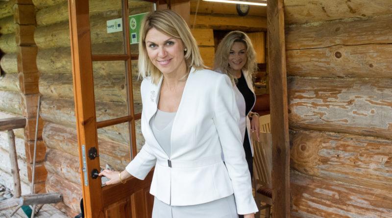 Urve Palo lahkub poliitikast