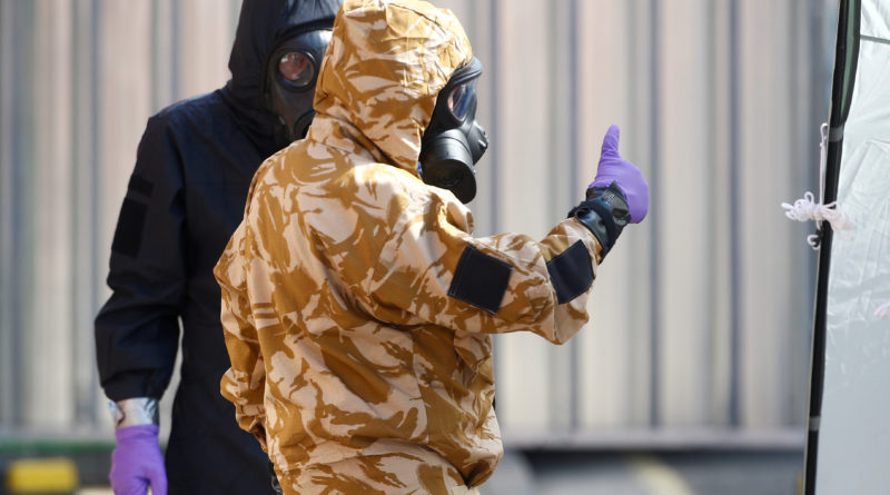 Närvimürk nõudis Suurbritannias ohvri
