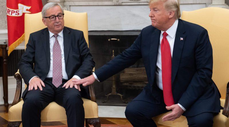 Euroopa Liidu ja USA kaubandussõda siiski ei tule