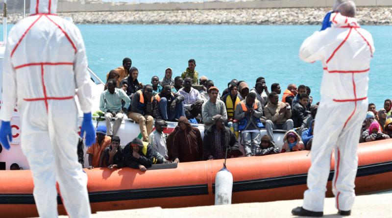 Isamaa: Eesti ei peaks ÜRO rändepaktiga liituma