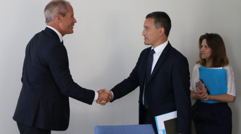 Prantsusmaa riigihalduse- ja eelarveminister Gérald Darmanini: Prantsusmaa tahab metropolist võimalikult palju töökohti välja viia