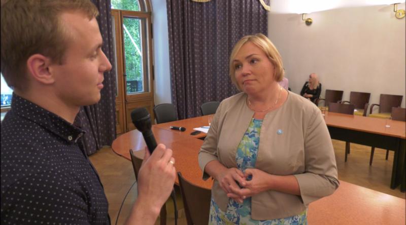 """VIDEO: Irene Käosaar eestikeelsest haridussüsteemist: """"keti tugevus sõltub keti kõige nõrgemast lülist"""""""
