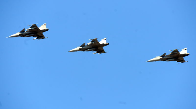 USA kaitse-eelarve kutsub tugevdama Balti õhuruumi valvamist