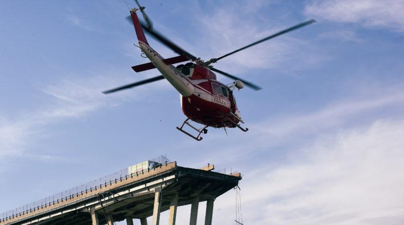 Genova sillavaringus on hukkunud 35 inimest