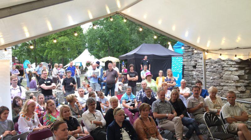 RAADIO: Arvamusfestivali debatid nüüd ka järelkuulatavad meie raadiokanalis