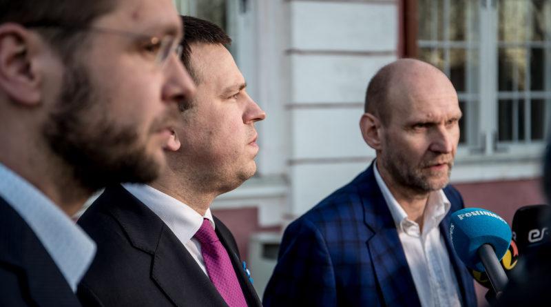 Helir-Valdor Seeder: valitsus leppis sisuliselt kokku järgmise aasta eelarve alustes