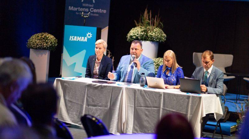 Isamaa volikogu: eesti keele ja kultuuri säilimine on meie kõige tähtsam ülesanne