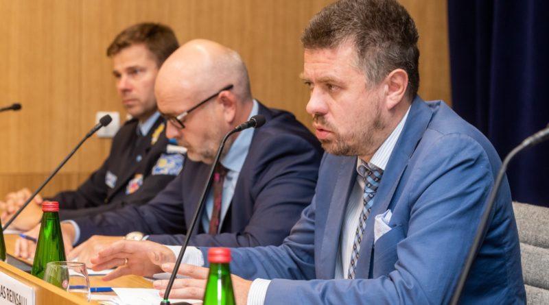 Reinsalu: Valitsus ei ole ÜRO rändelepet kuidagi heaks kiitnud