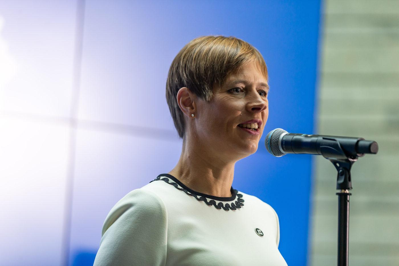 Kersti Kaljulaid: Kõigile kõike tasuta anda pole ühelegi riigile jõukohane