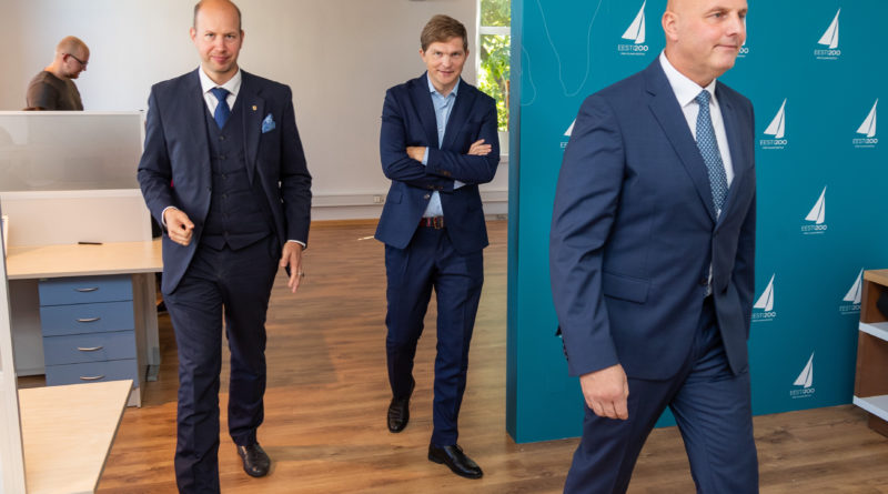 Hendrik Agur lahkub GAG-i direktori kohalt ja MTÜst Eesti200