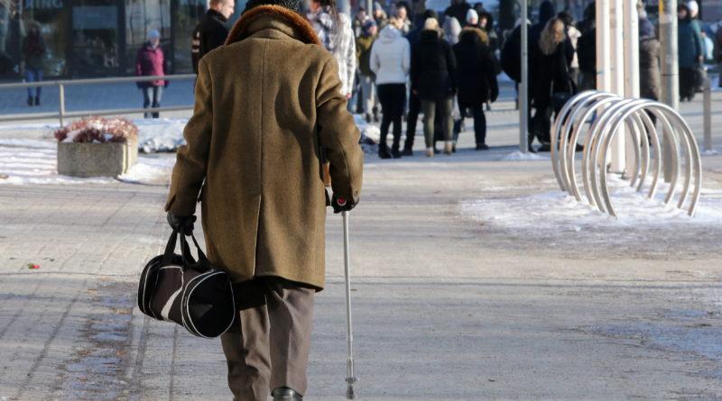Kolmapäevast tõuseb vanaduspension keskmiselt 45 eurot