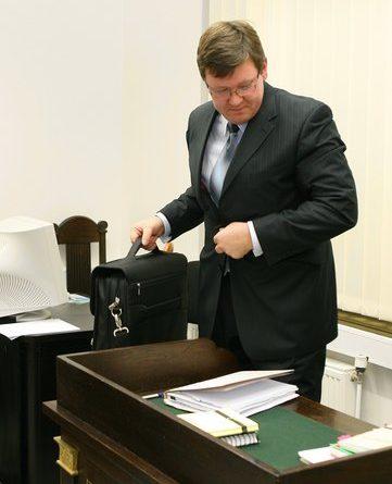 Konstantin Pätsi pojapojapoeg vandeadvokaat Madis Päts kandideerib Isamaa nimekirjas Riigikokku