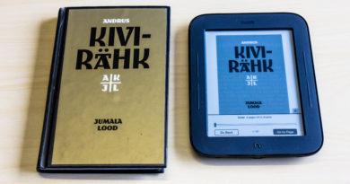e-raamat