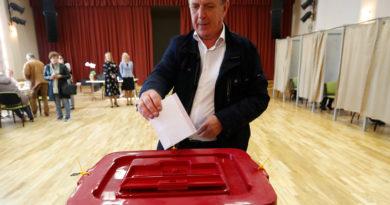 Läti valimised