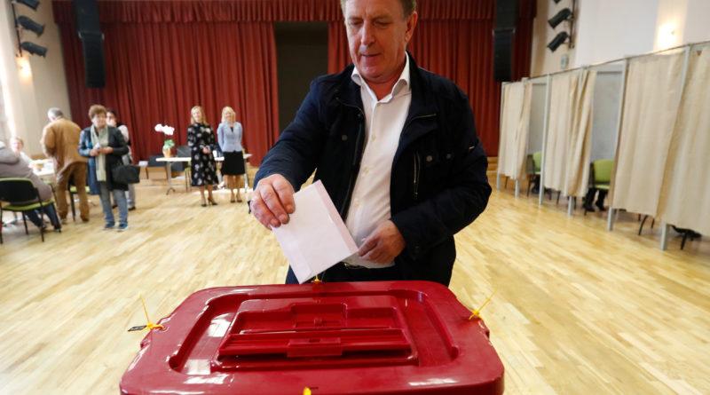 Läti parlamendivalimised võitis taaskord venemeelne Üksmeel