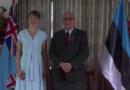 Vaata videot! President Kersti Kaljulaid kohtus Fidžil oma kollegiga