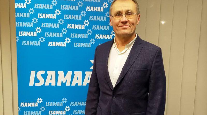 Tõnis Lukas kandideerib Riigikogu valimistel taaskord Isamaa ridades
