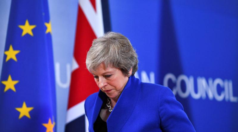 Brexiti kaos Suurbritannia poliitikas- Theresa Mayd ootab kolmapäeval usaldushääletus