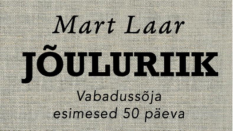 Mart Laar tähistab Pätsu ajaloolist rusikahoopi uue raamatu esitlusega