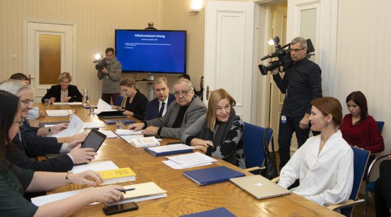 Uuring: enamus kodanikest on ränderaamistikuga ühinemise vastu