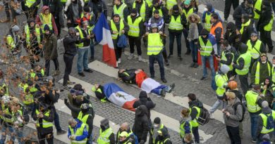 Pariisi rahutused