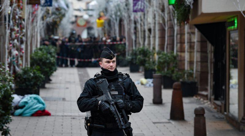 Strasbourgi tulistajat pole suudetud leida