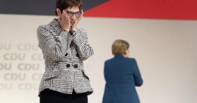 CDU juht