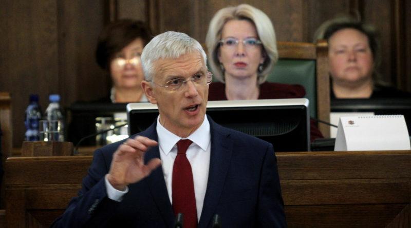 Läti peaminister