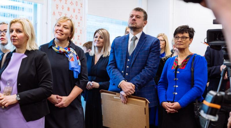 Tallinnas avati eesti keele maja