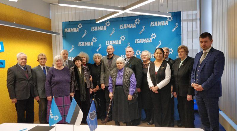 Galerii: Isamaa ja Eesti Memento Liit sõlmisid koostööleppe