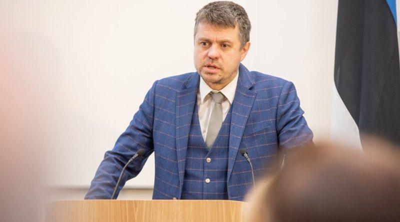 Justiitsminister Urmas Reinsalu avalik kiri Kristina Kallasele