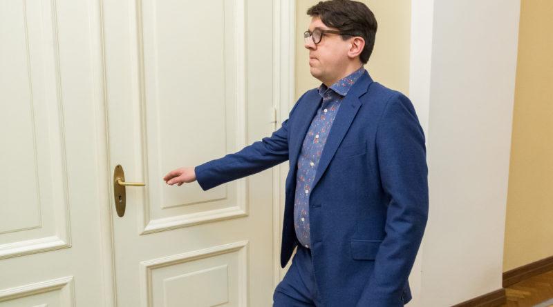 Priit Sibul: minister Sikkut püüdis survestada Riigikogu