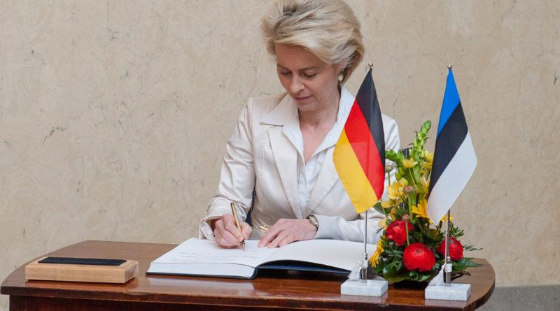 Saksamaa ja Eesti kaitseminister ning Tunne Kelam arutavad Tallinnas Euroopa kaitset