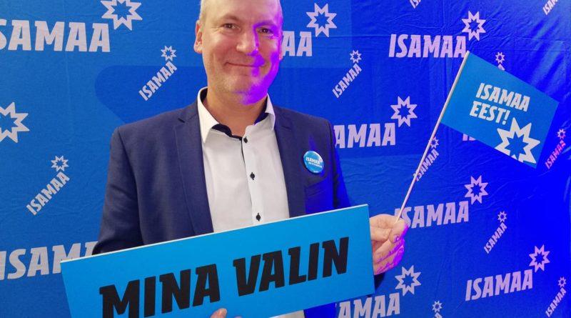 Mart Luik: eestlased ei ole natsid ja ammugi mitte vägivaldsed