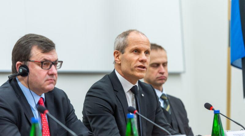 Tõniste: Eesti rahandus on heas seisus