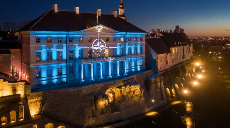 Täna täitub 15 aastat Eesti liitumisest NATO-ga