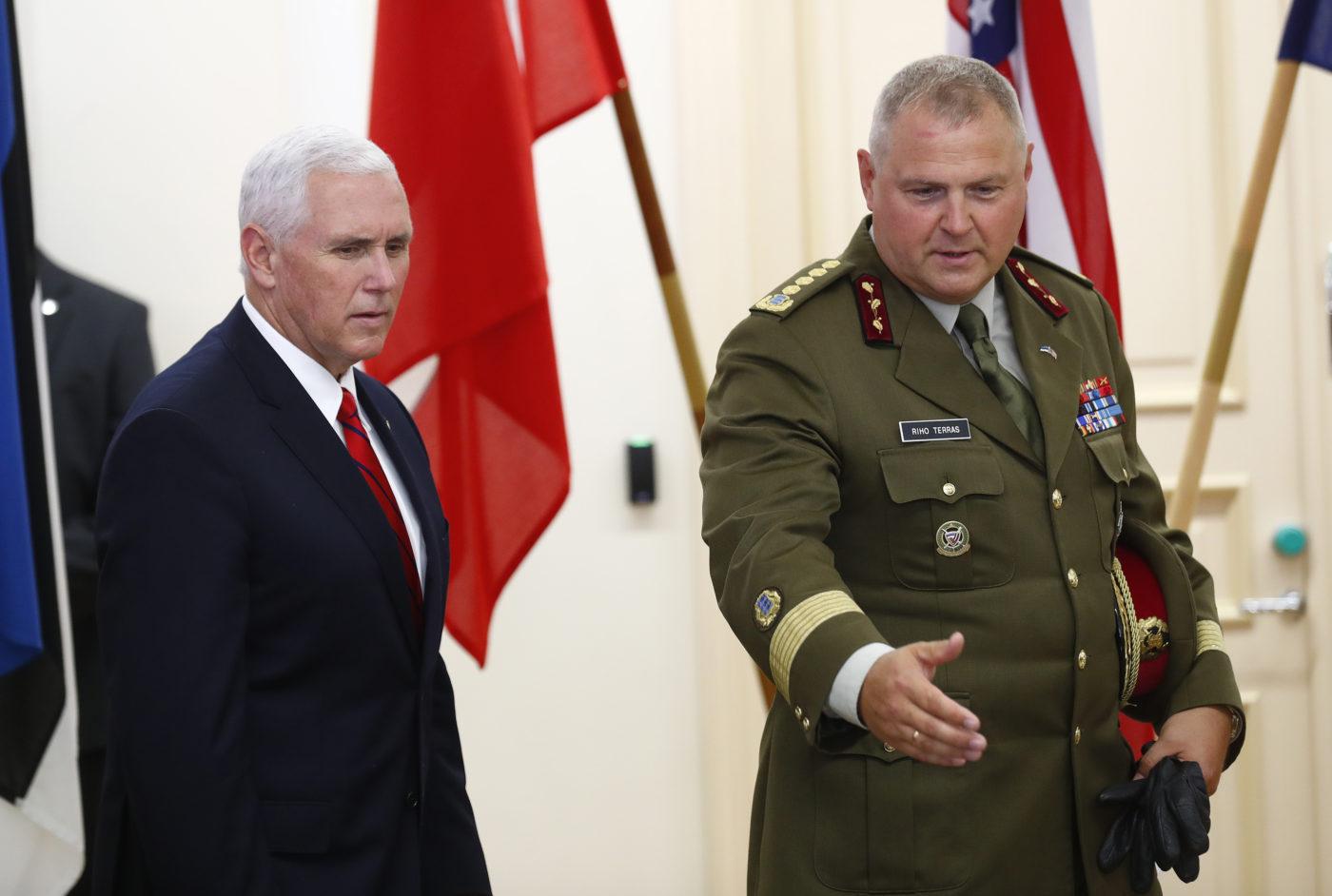 Eesti tähistab NATO-ga liitumise 15. aastapäeva