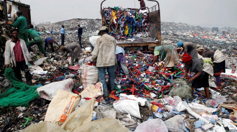 Riigid otsivad Eesti juhtimisel lahendust plasttoodete probleemile