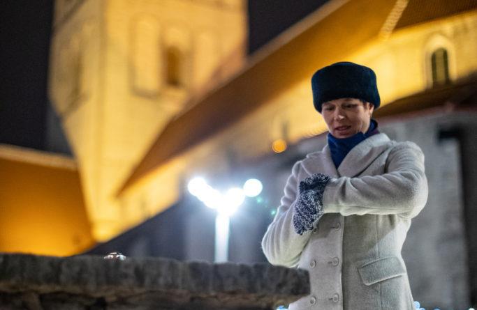 Kersti Kaljulaid soovib Putiniga kohtuda
