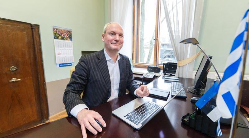 Mart Luik: linnapea Kõlvart tegi see nädal Tallinna volikogust kummitempli