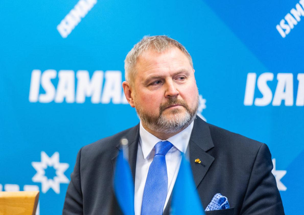 Riho Terras: Eesti huvides on Euroopa ühtsus suhetes Venemaaga