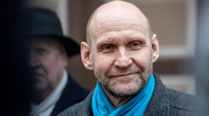 Helir-Valdor Seeder valiti Riigikogu juhatusse