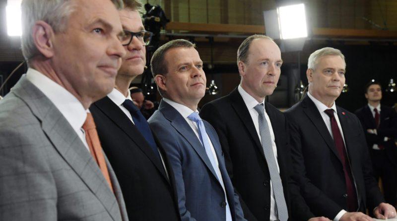 Soome parlamendivalimised