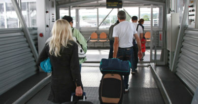 Tallinki reisijad