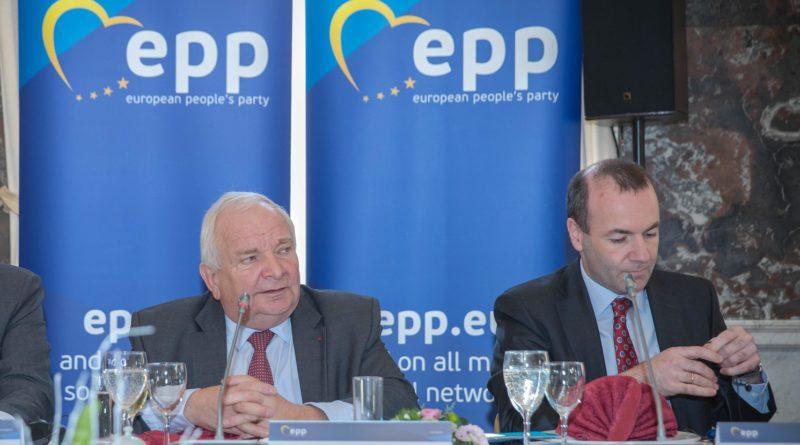 Euroopa Rahvapartei president jõudis Eestisse