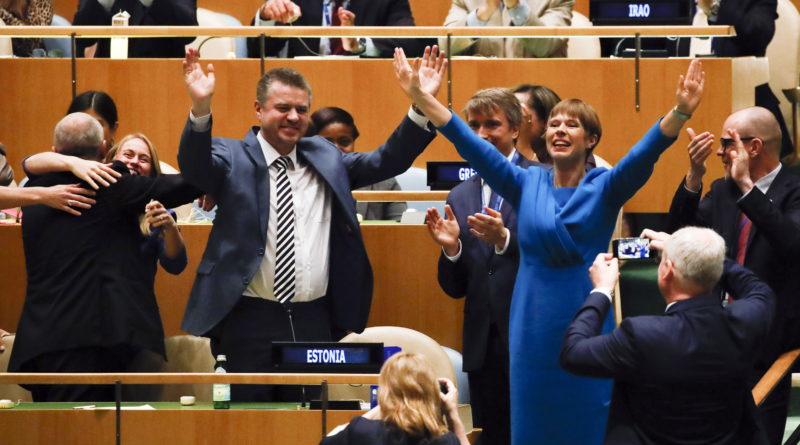 Välisminister Urmas Reinsalu: ÜRO julgeolekunõukogu liikmena saab Eesti maailmakaardil palju suuremaks